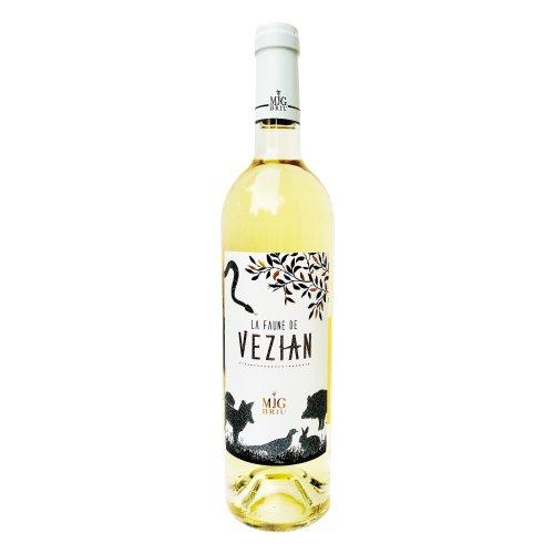 La Faune de Vézian - blanc