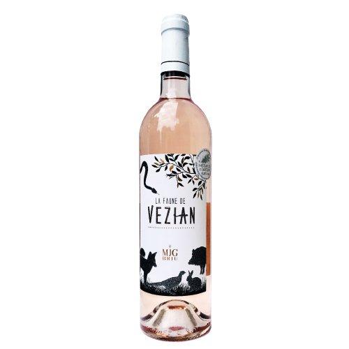 La Faune de Vézian - Rosé